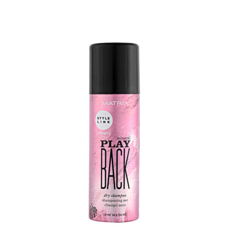 Matrix Style link Perfect Mineral Play back Dry shampoo 34gr
