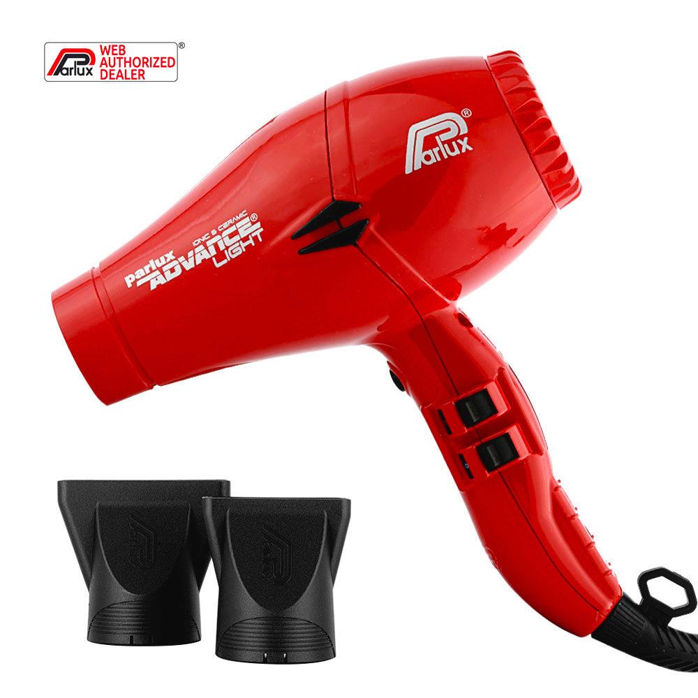 Parlux Advance light Ionic and ceramic Rouge - sèche-cheveux