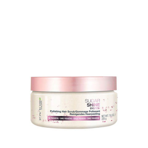 Matrix Biolage Sugar shine Polishing hair scrub 220gr