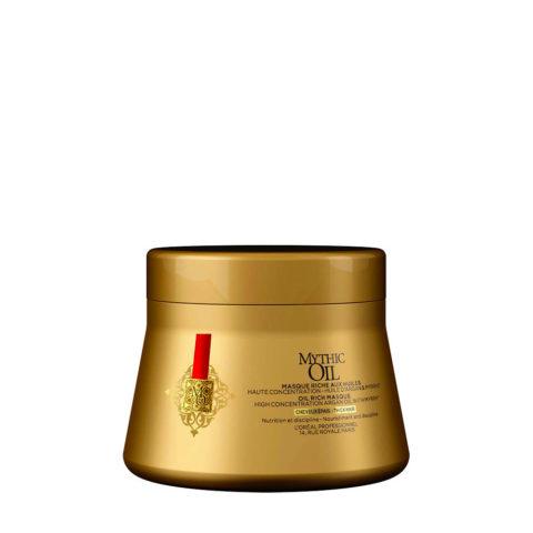 L'Oreal Mythic oil Rich masque Cheveux épais 200ml