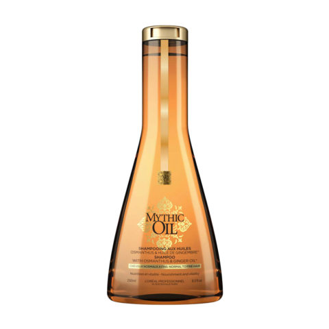 L'Oreal Mythic oil Shampoo Cheveux normaux à fins 250ml