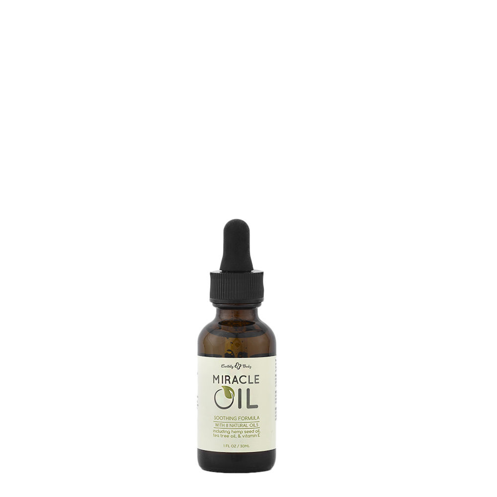 Earthly Body Miracle Oil 30ml - 100% naturel huile miraculeuse