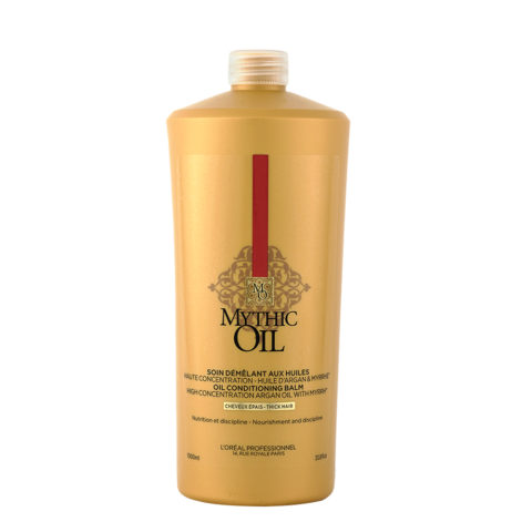 L'Oreal Mythic oil Conditioner Cheveux épais 1000ml