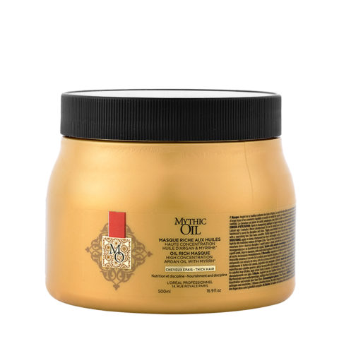 L'Oreal Mythic oil Rich masque Cheveux épais 500ml