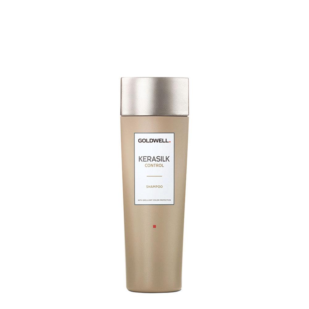 Goldwell Kerasilk Control Shampoo 250ml - Shampooing Anti Frizz