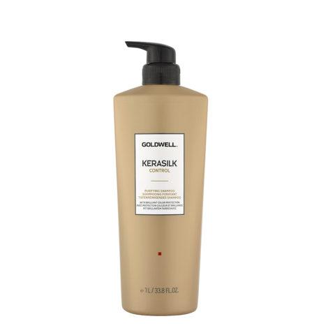 Goldwell Kerasilk Control Purifying shampoo 1000ml - Shampooing