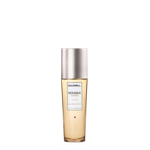 Goldwell Kerasilk Control Rich protective oil 75ml - Huile