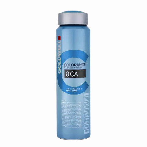 8CA Blond froid cendré clair Goldwell Colorance Cool blondes can 120ml