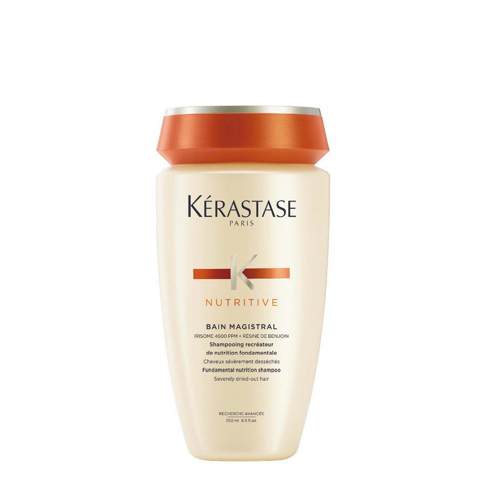 Kerastase Nutritive Bain Magistral 250ml - Shampooing pour cheveux très secs