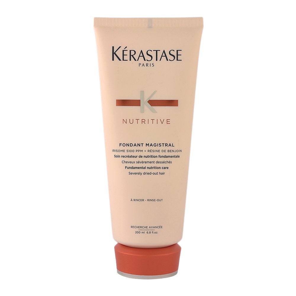 Kerastase Nutritive Fondant Magistral 200ml - Après - Shampooing pour les cheveux très sec