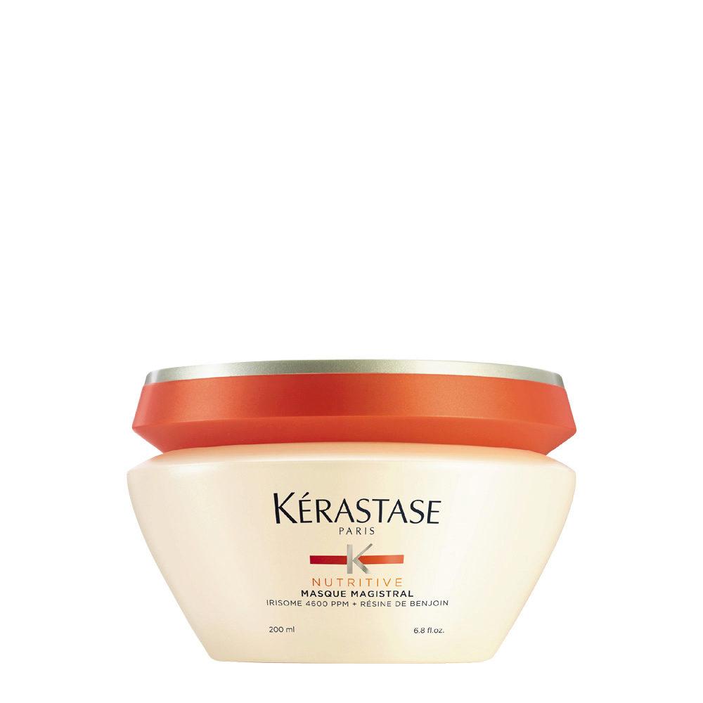 Kerastase Nutritive Masque Magistral 200ml - Masque cheveux très sec
