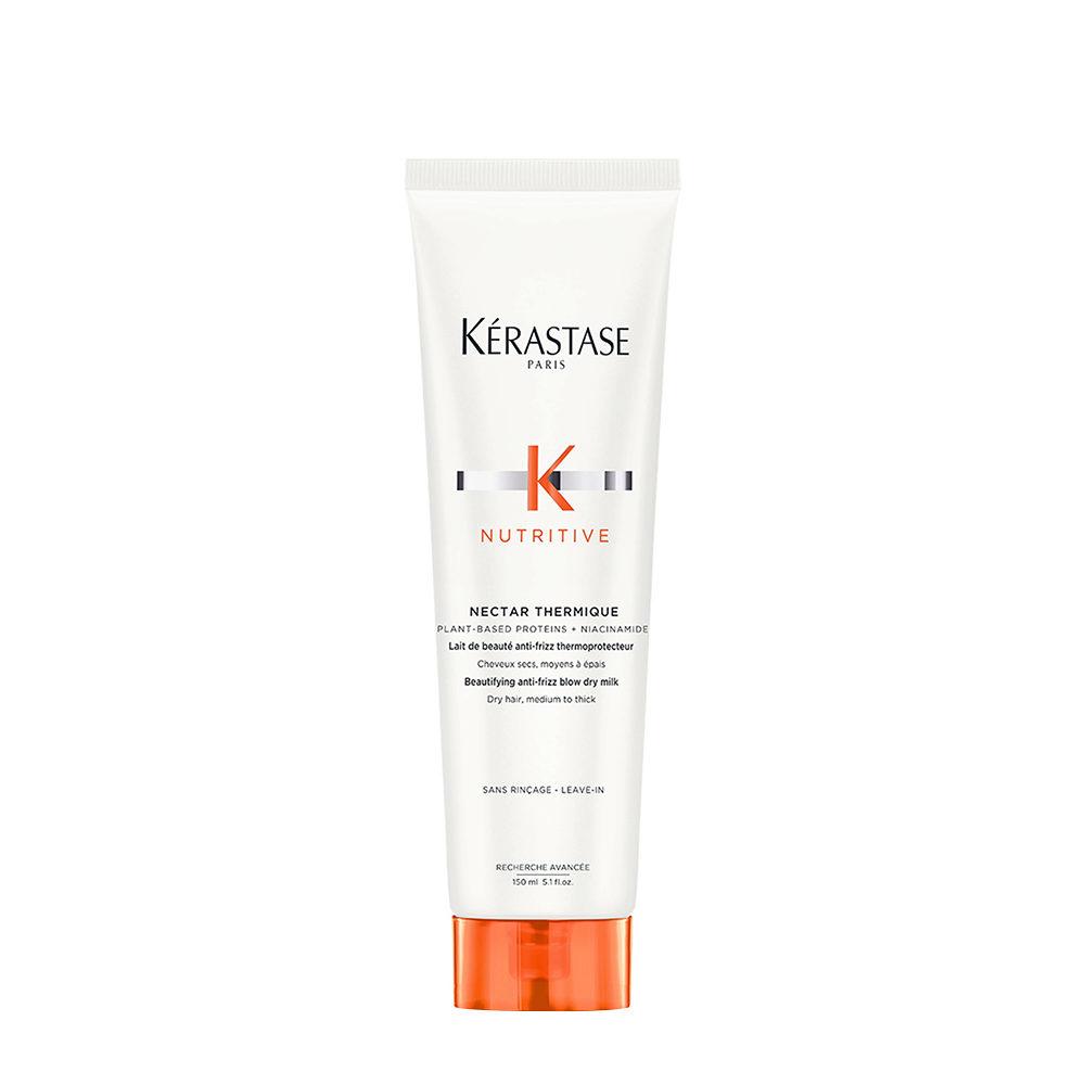 Kerastase Nutritive Nectar Thermique 150ml - protecteur thermique pour cheveux secs