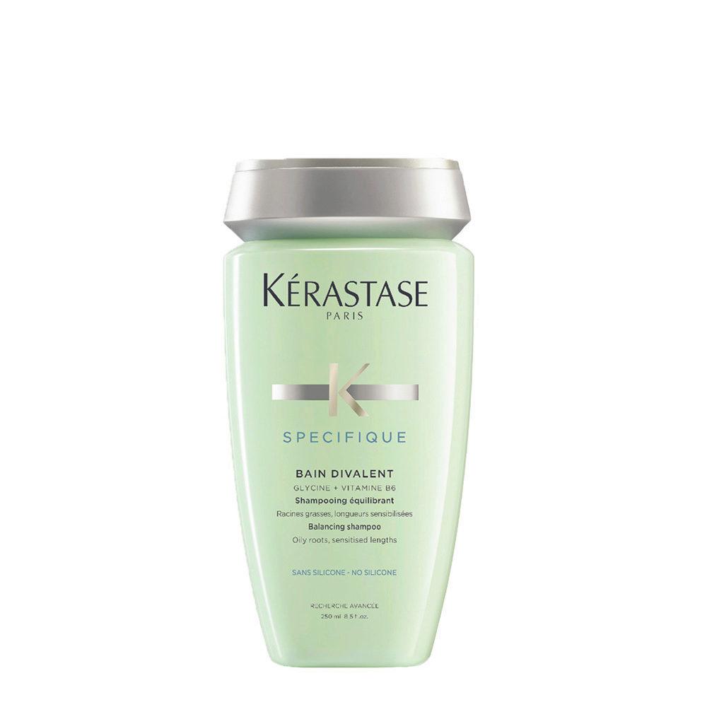 Kerastase Specifique Bain Divalent 250ml - shampooing double action