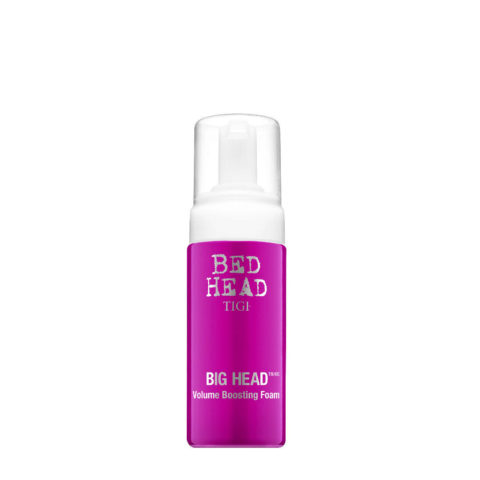 Tigi Bed Head Big Head Volume Boosting Foam 125ml - mousse boosteur de volume