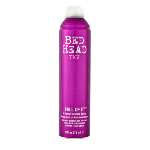Tigi Bed Head Full of it Volume Finishing Spray 371ml - spray pour un fini volumineux