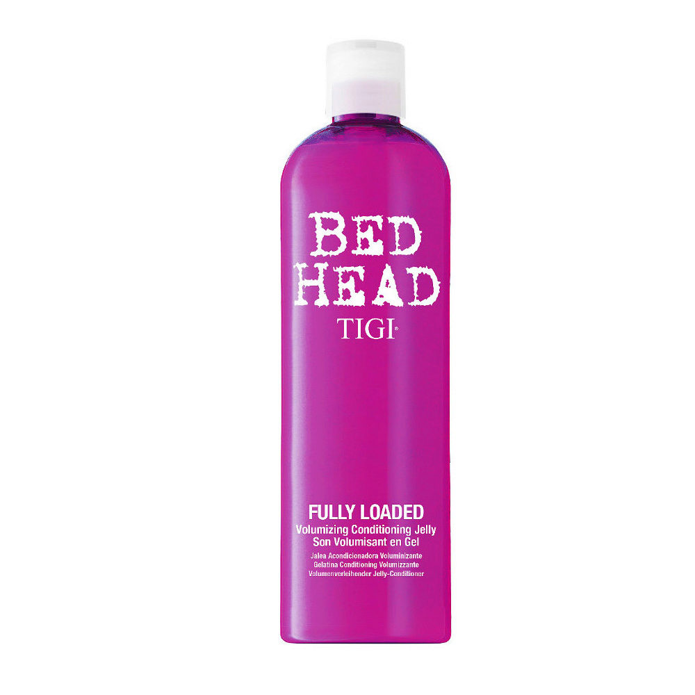 Tigi Bed Head Fully Loaded Volumizing Conditioning Jelly 750ml - après-shampooing volumisant en gel