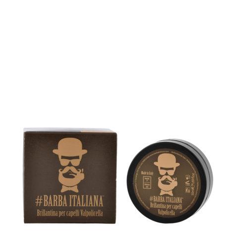 Barba Italiana Brillantina per capelli Valpolicella 50ml - Gel-pâte pour cheveux