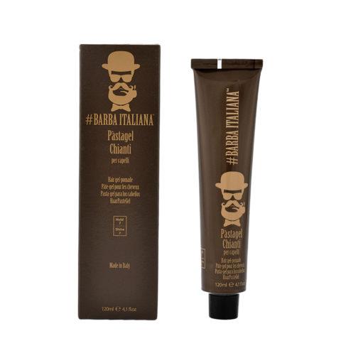 Barba Italiana PastaGel per capelli Chianti 120ml - Gel-pâte pour cheveux