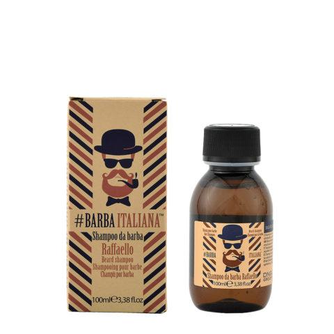 Barba Italiana Shampoo da barba Raffaello 100ml - Shampooing pour barbe