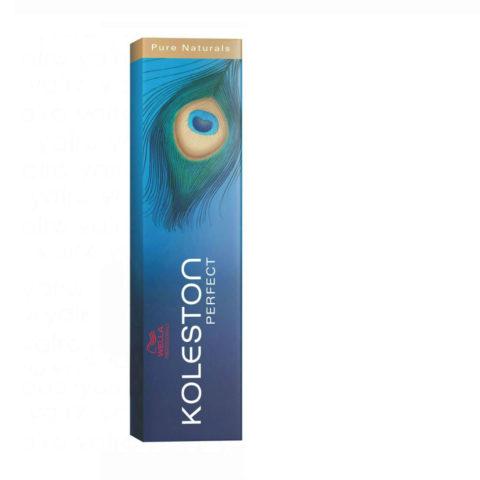 5/ Châtain clair Wella Koleston Perfect Pure Naturals 60ml