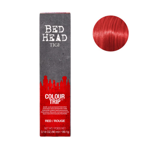 Tigi Colour Trip Red 90ml - rouge