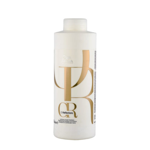 Wella Oil Reflections Shampoo 1000ml - shampooing revèlateur de lumière
