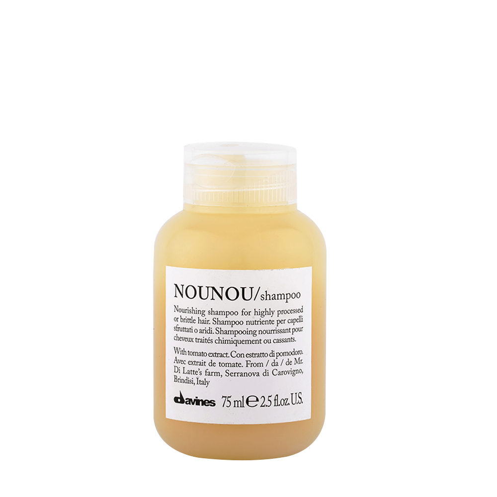 Davines Essential hair care Nounou Shampoo 75ml - Shampooing réparateur