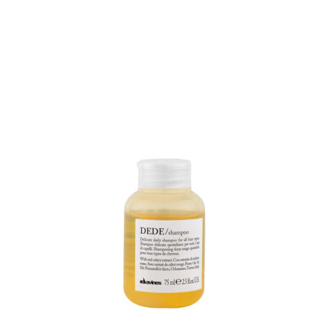 Davines Essential hair care Dede Shampoo 75ml