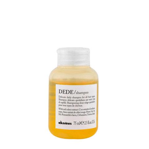 Davines Essential hair care Dede Shampoo 75ml