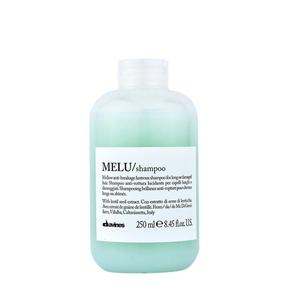 Davines Essential hair care Melu Shampoo 250ml - Shampooing anti-casse