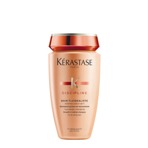 Kerastase Discipline Bain Fluidealiste 250ml - Shampooing Antifrisottis