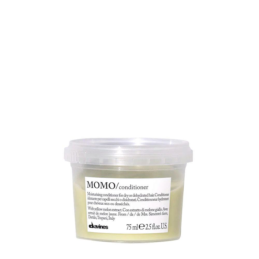 Davines Essential hair care Momo Conditioner 75ml - Conditionneur hydratant