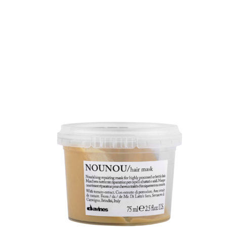 Davines Essential hair care Nounou hair mask 75ml - Masque réparateur