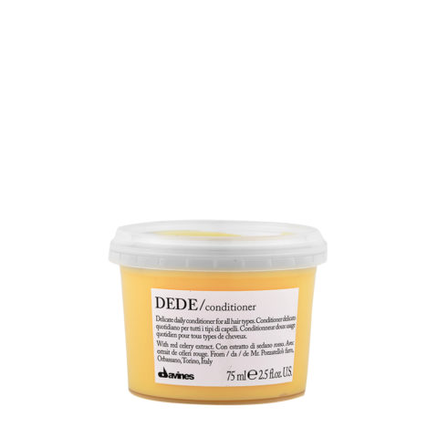 Davines Essential hair care Dede Conditioner 75ml