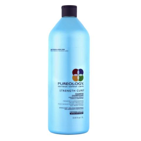 Pureology Strength cure New Shampoo 1000ml