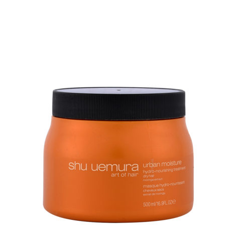 Shu Uemura Urban Moisture Hydro-nourishing Treatment 500ml - Masque