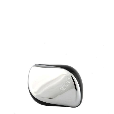 Tangle Teezer Compact Styler Silver Luxe - brosse démêlante