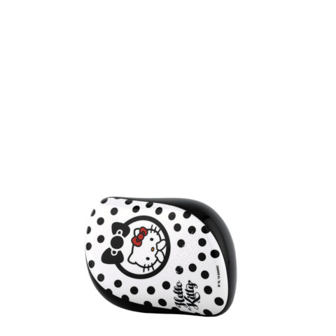 Tangle Teezer Compact Styler Hello Kitty Bianca - Brosse démêlante