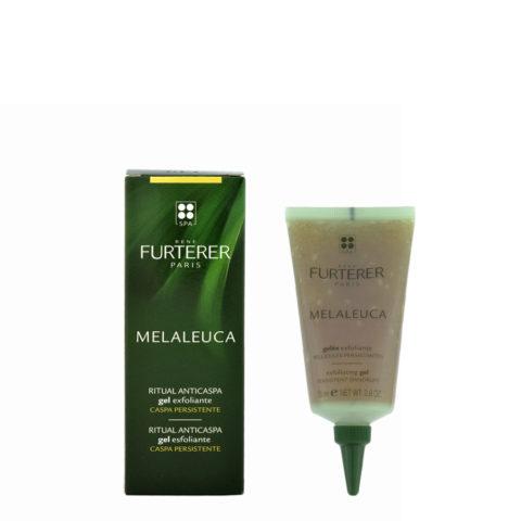 René Furterer Malaleuca Exfoliating Gel 75ml - gelèe exfoliante pellicules persistantes