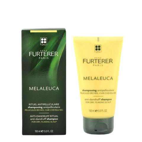 René Furterer Malaleuca Antidandruff Shampoo 150ml - shampooing antipellicules sèches