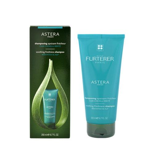 Renè Furterer Astera Fresh Soothing Freshness Shampoo 200ml - shampooing apaisant fraicheur