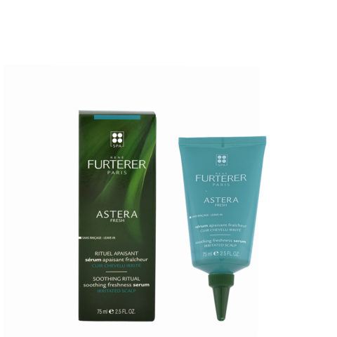 Renè Furterer Astera Fresh Soothing Freshness Serum 75ml - serum apaisant