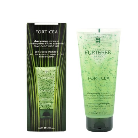 René Furterer Forticea Stimulating shampoo with essential oils 200ml - shampooing stimulant aux huiles essentielles