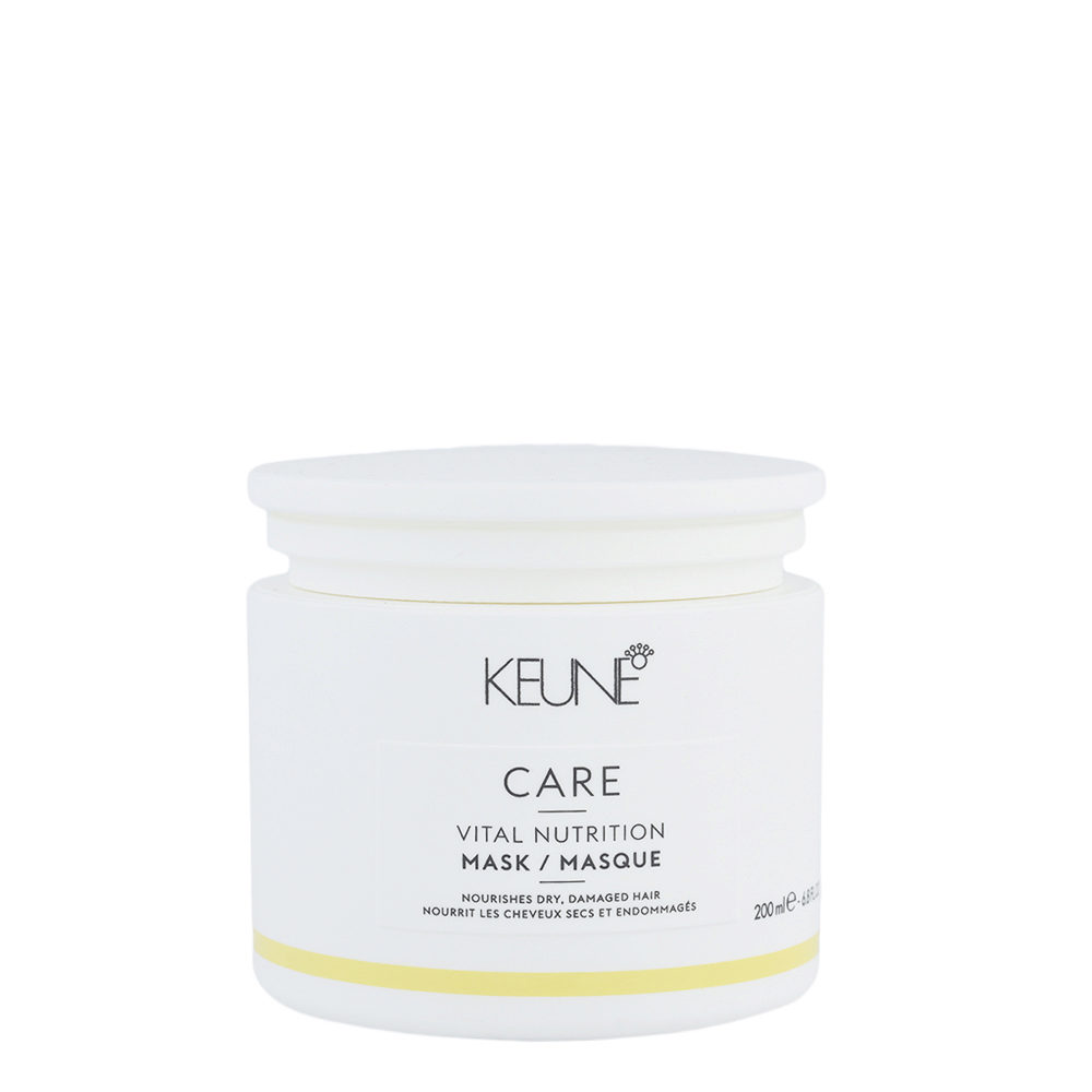 Keune Care Line Vital Nutrition Mask 200ml - masque de nutrition