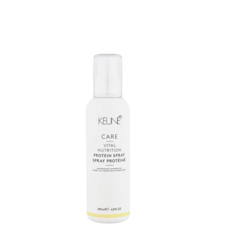 Keune Care Line Vital Nutrition Protein Spray 200ml - Spray revitalisant cheveux secs poreux