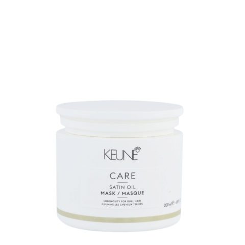 Keune Care Line Satin Oil Mask 200ml - Masque L'Huile