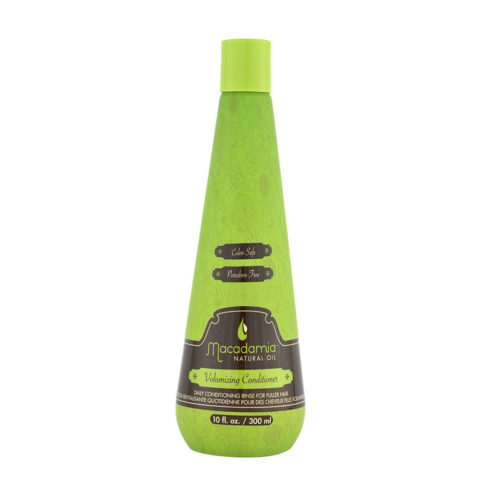 Macadamia Volumizing Conditioner 300ml - après shampooing