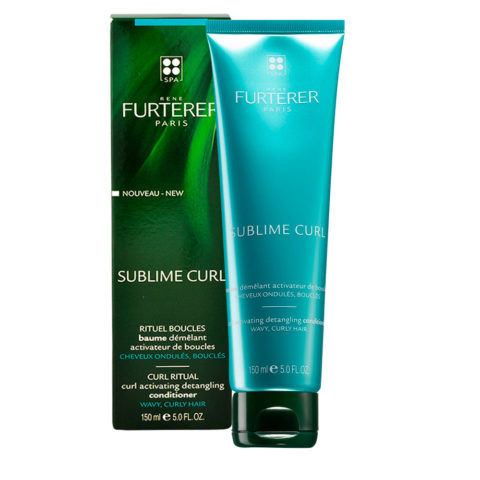 René Furterer Sublime Curl Baume démêlant activateur de boucles 150ml