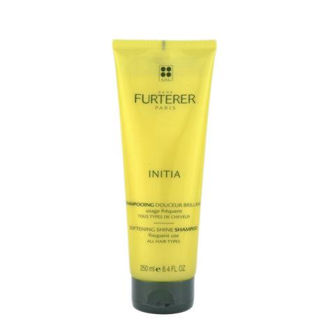 René Furterer Initia Softening Shine Shampoo 250ml - shampooing doucer brillance
