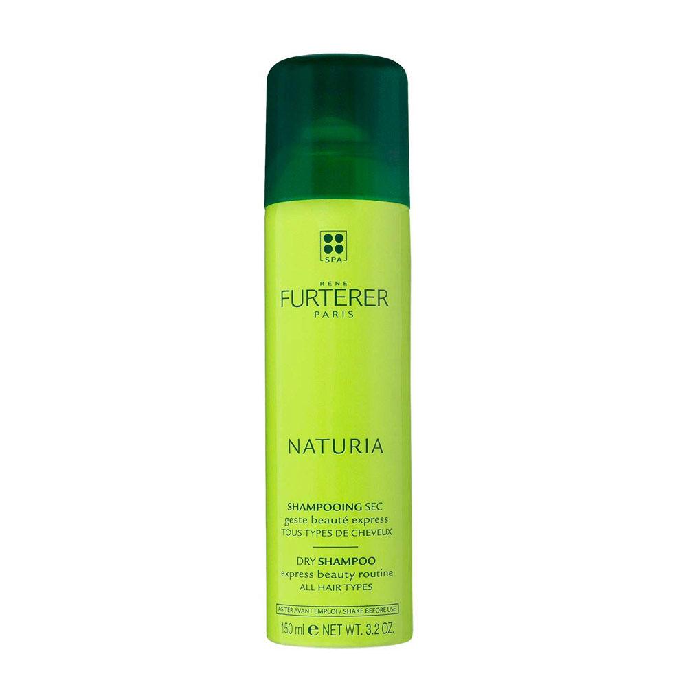 René Furterer Naturia Dry Shampoo with absorbent clay 150ml - shampooing sec
